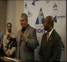 Mayor Michael Nutter and Congressman Bob Brady